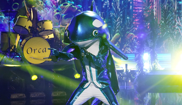 Orca The Masked Singer Season 5 Costumes