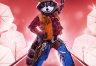 Racoon the masked singer 5 costumes