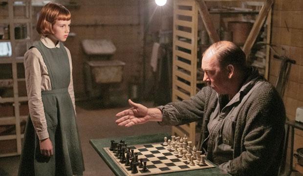 Bill Camp in The Queen's Gambit