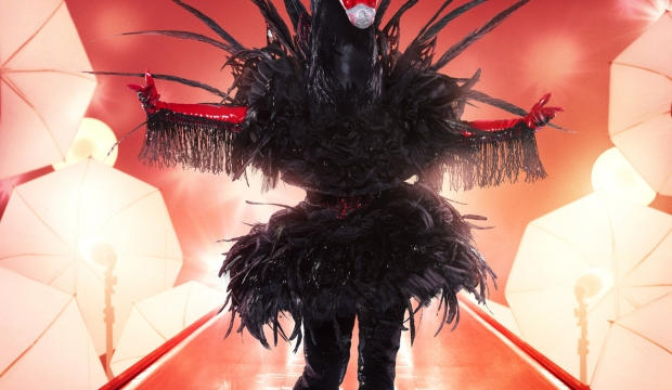 black swan the masked singer season 5 costumes