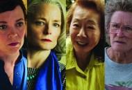 Olivia Colman, The Father; Jodie Foster, The Mauritanian; Youn Yuh-jung, Minari; Glenn Close, Hillbilly Elegy