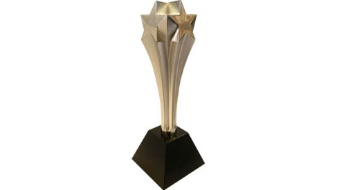 critics choice awards statue