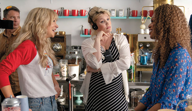 Emerald Fennell directs Promising Young Woman