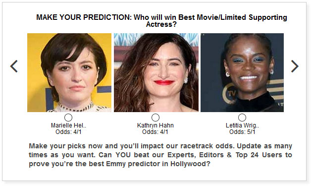 emmys best movie limited supporting actress predictions widget