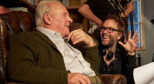 Florian Zeller directs Anthony Hopkins in The Father