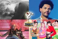 Gold Derby Music Awards winners Taylor Swift, The Weeknd, Lady Gaga and Blackpink