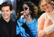 Harry Styles, HER and Taylor Swift