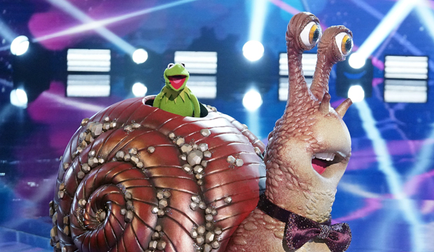 kermit the frog snail the masked singer reveals