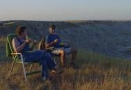 Frances McDormand and David Strathairn, Nomadland