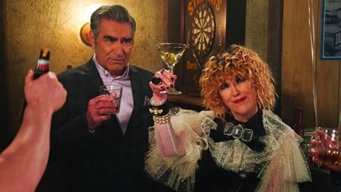Eugene Levy and Catherine O'Hara, Schitt's Creek