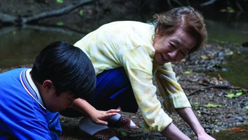 Alan Kim and Yuh-Jung Youn, Minari