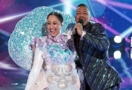 Tamera Mowry-Housely Seashell the masked singer reveals