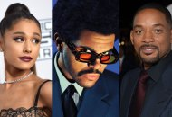 Ariana Grande, The Weeknd and Will Smith
