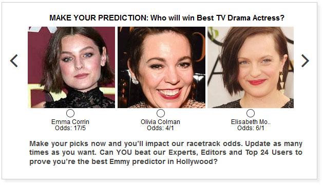 emmys best drama actress predictions widget