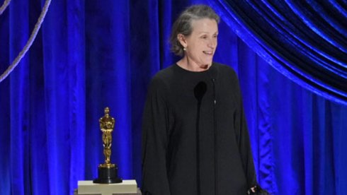 frances mcdormand oscars 2021