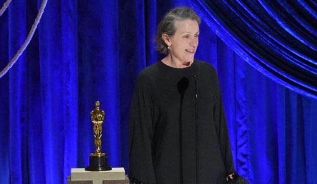 2021 Oscar surprises: Upsets included Frances McDormand, H.E.R. … - GoldDerby