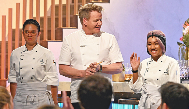 Hell S Kitchen Season 19 Finale Recap Did Kori Or Mary Lou Win Goldderby