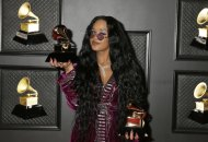 H.E.R. at the Grammys 2021