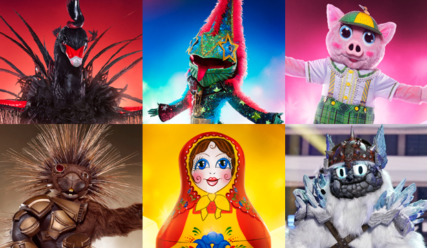 'The Masked Singer' season 5 episode 8 recap: Who was eliminated in Spicy 6? [UPDATING LIVE BLOG] - Gold Derby