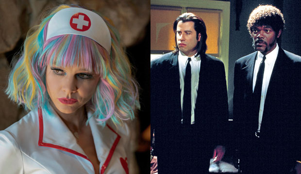 Promising Young Woman and Pulp Fiction
