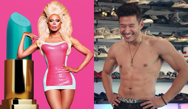 RuPaul's Drag Race and Bling Empire