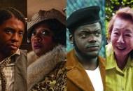 Chadwick Boseman, Ma Rainey's Black Bottom; Viola Davis, Ma Rainey's Black Bottom, Daniel Kaluuya, Judas and the Black Messiah; Yuh-Jung Youn, Minari