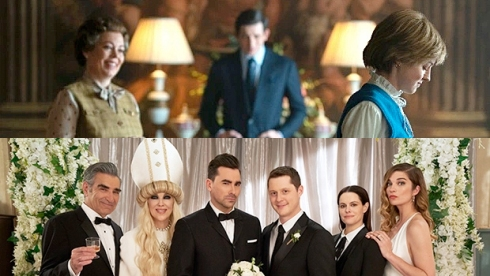 the crown leads schitts creek cast
