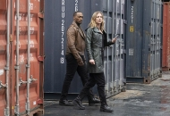 Anthony Mackie and Emily VanCamp, The Falcon and The Winter Soldier