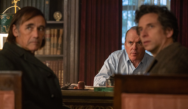 Michael Keaton, The Trial of the Chicago 7