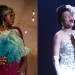 Viola Davis, Ma Rainey's Black Bottom; Andra Day, The United States vs. Billie Holiday