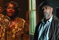 Viola Davis, Ma Rainey's Black Bottom; Denzel Washington, Fences