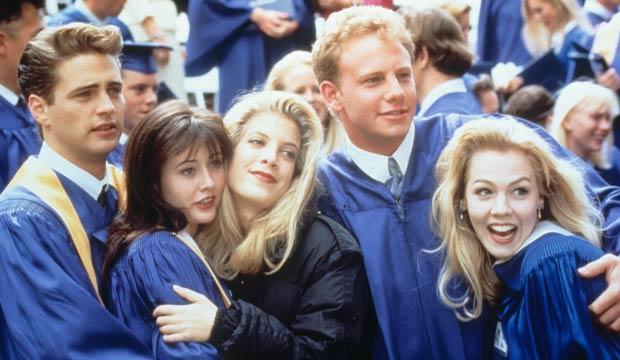 TV Graduations ranked Beverly Hills 90210