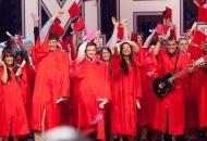 TV Graduations ranked
