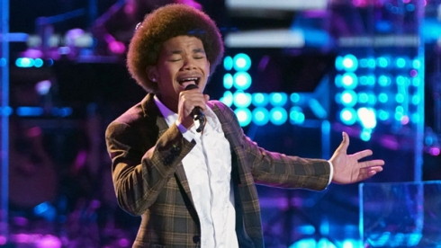 cam anthony the voice knockouts