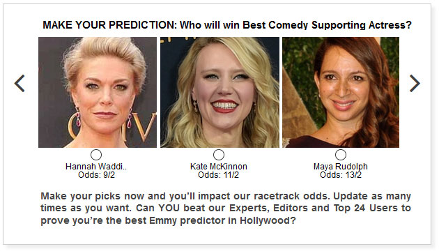 8 for Kate? Another Emmy nom this year will bring 'SNL' fave Kate McKinnon closer to all-time Emmy record
