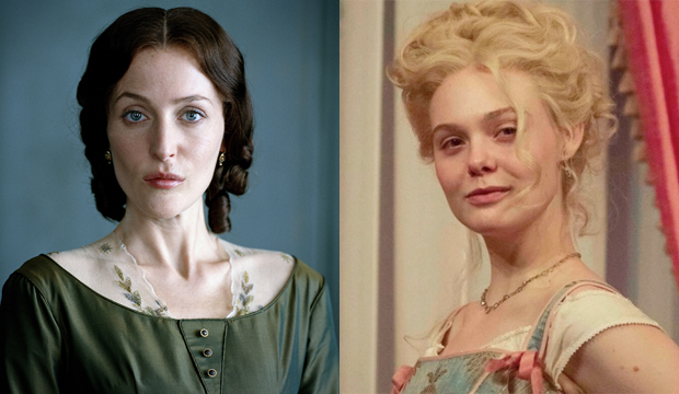 gillian anderson elle fanning the great