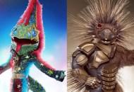 the masked singer chameleon robopine