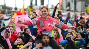 Jane Levy and John Clarence Stewart, Zoey's Extraordinary Playlist