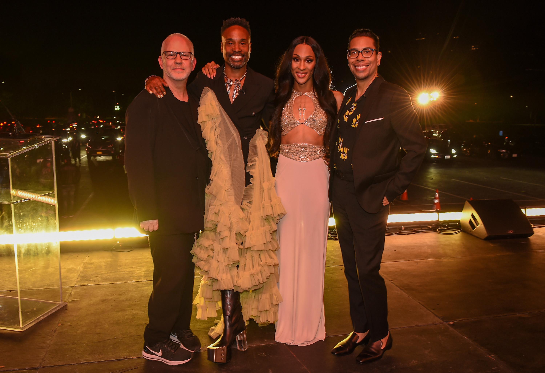 Elton John joins 'Pose' stars at Emmy FYC tribute - GoldDerby