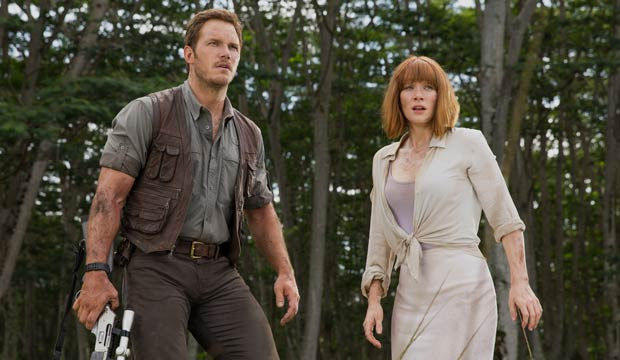 Top grossing movies ranked Jurassic World