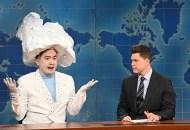 Bowen Yang and Colin Jost, Saturday Night Live