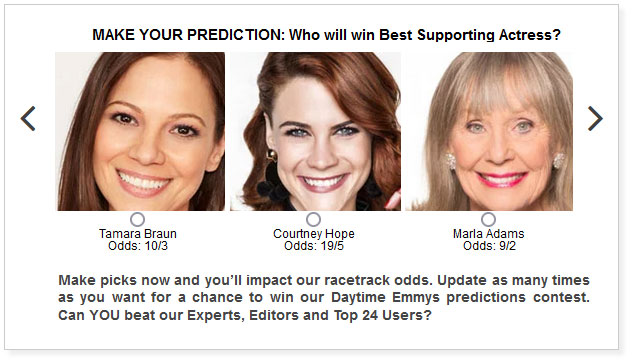 daytime emmys best supporting actress predictions widget