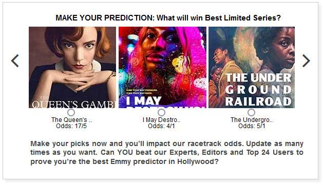 emmys best limited series predictions widget