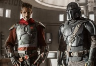 Timothy Olyphant and Pedro Pascal, The Mandalorian