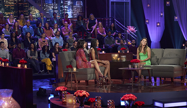 Kaitlyn Bristowe, Tayshia Adams and Katie Thurston, The Bachelorette