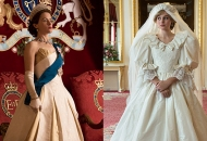 Claire Foy; Emma Corrin, The Crown