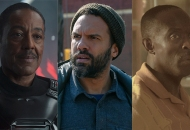 Giancarlo Esposito, The Mandalorian; O-T Fagbenle, The Handmaid's Tale; Michael K. Williams, Lovecraft Country