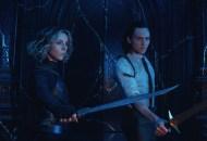 Sophia Di Martino and Tom Hiddleston, Loki