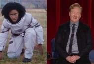 Teyonah Parris, WandaVision; Conan O'Brien, Conan