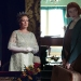 Tobias Menzies and Olivia Colman, The Crown; Anya Taylor-Joy, The Queen's Gambit